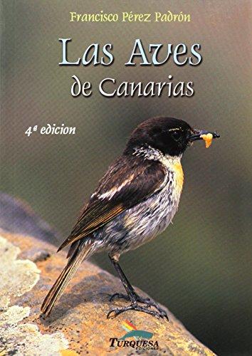 9788495412256: Las Aves De Canarias