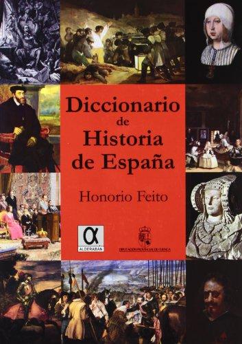 DICCIONARIO DE HISTORIA DE ESPAÑA: HONORIO FEITO