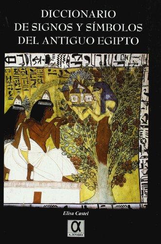 9788495414670: Diccionario designos y simbolos del Antiguo Egipto
