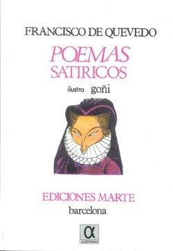 9788495414809: Poemas satiricos