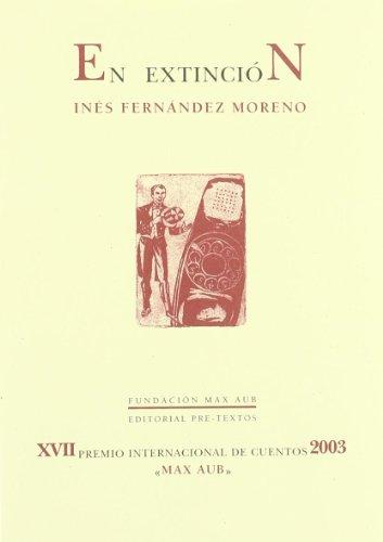 9788495418357: En Extincion (Spanish Edition)