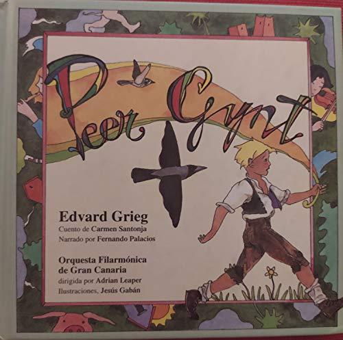 9788495423252: PEER GYNT (+CD)