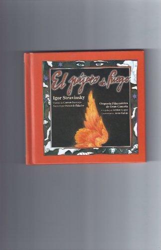 9788495423269: Pajaro de fuego, el (cuento + CD) (La Mota De Polvo)