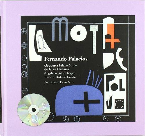 9788495423337: La Mota de polvo (+CD)
