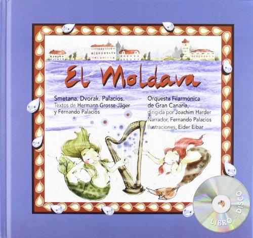 9788495423436: Moldava,el (+ CD ) -La Mota De Polvo (La Mota De Polvo/ The Dust Speck)