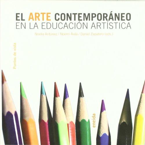 9788495427380: Arte Contemporaneo En La Educacion (Puntos de Vista)