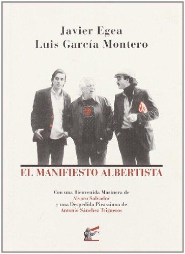 9788495430137: Manifiesto albertista, el