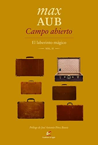 9788495430700: Campo abierto (Ediciones a la carta)