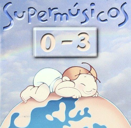 9788495441294: Supermusicos 0-3