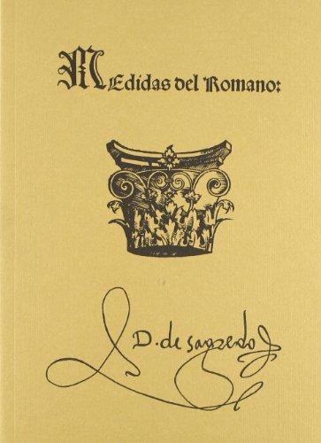 9788495453099: Medidas del romano