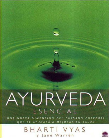 9788495456854: Ayurveda esencial