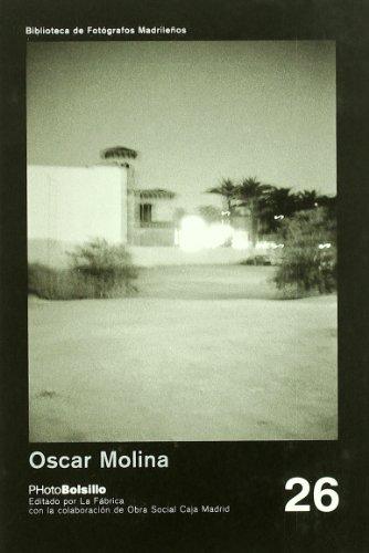 9788495471123: Óscar Molina : cuando la imagen se hace (PHOTOBOLSILLO)