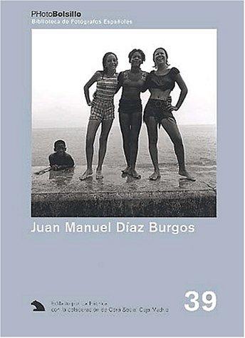 9788495471321: Juan Manuel Diaz Burgos. : Del mirar para ver
