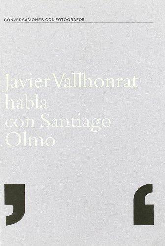 9788495471710: Javier Vallhonrat habla con Santiago Olmo