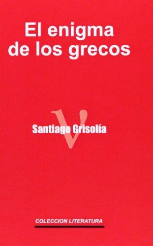 9788495484994: Enigma de los grecos, el
