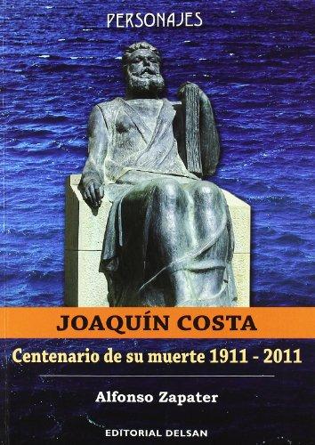 9788495487391: JOAQUIN COSTA (2ª ED.)