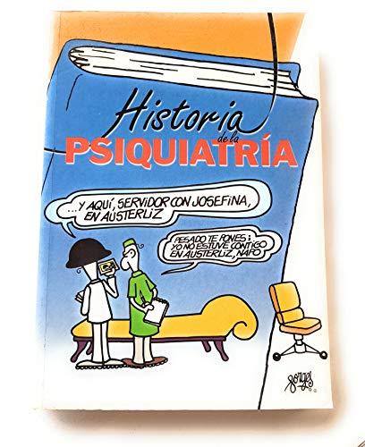 9788495492012: Historia De La Psiquiatría