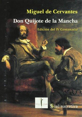 9788495498908: Don quijote de la Mancha -Miguel de Cervantes-