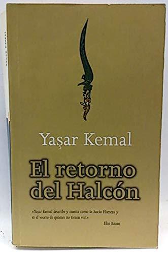 9788495501677: Retorno del halcon, el (Punto De Lectura)
