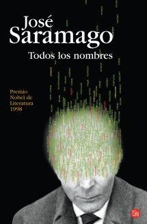 9788495501752: Todos Los Nombres/all the Names (Spanish Edition)
