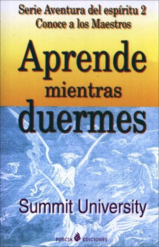 9788495513540: Aprende Mientras Duermes (Spanish Edition)