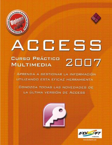 9788495517562: (CD-rom) curso access 2007