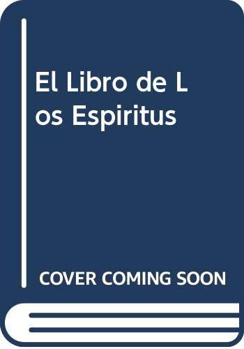 9788495536716: El Libro de Los Espiritus (Spanish Edition)
