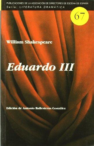 9788495576446: Eduardo III