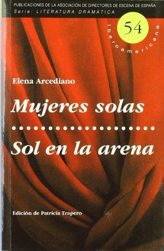 9788495576774: mujeres_solas_sol_en_la_arena