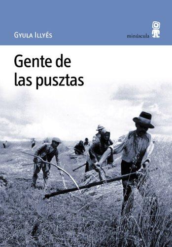 9788495587121: Gente de las pusztas
