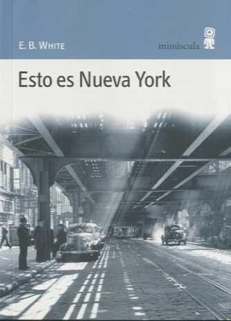 9788495587183: Esto es Nueva York (Paisajes narrados)