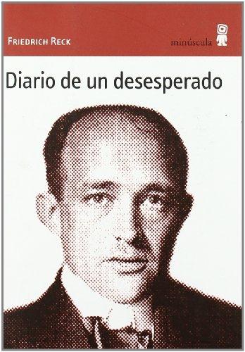 9788495587558: Diario de un desesperado
