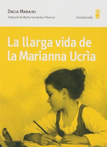 9788495587978: La Llarga Vida De La Marianna Ucrìa (Microclimes)