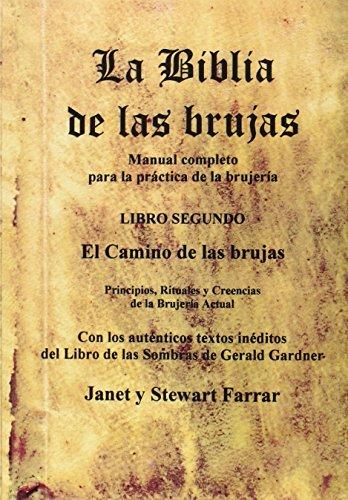 9788495593085: La Biblia de las Brujas, libro II: El Libro de las Sombras