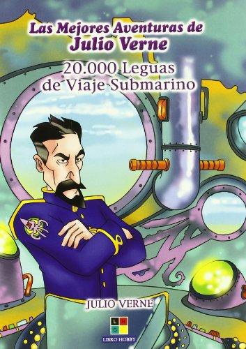 20000 Leguas de viaje submarino: LIBRO HOBBY CLUB