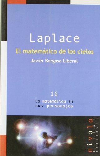 9788495599636: Laplace. El matemático de los cielos