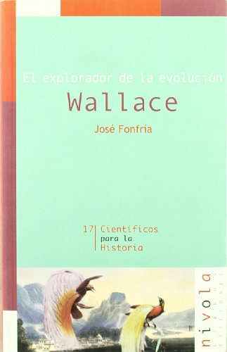 9788495599759: El explorador de la evolución. WALLACE