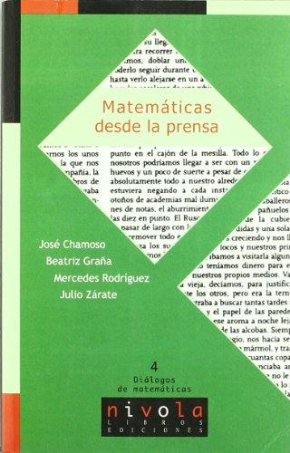Matemáticas desde la prensa: Zárate Pinto, Julio;
