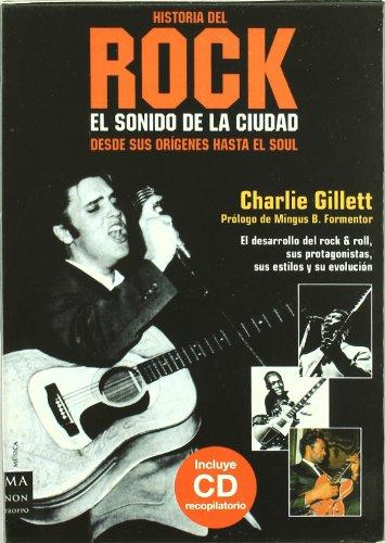 Historia del rock. Estuche 2 volúmenes Estuche con los dos volúmenes d - Gillett, Charlie