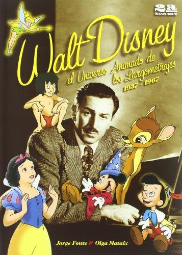 9788495602022: Walt Disney (1937-1967)