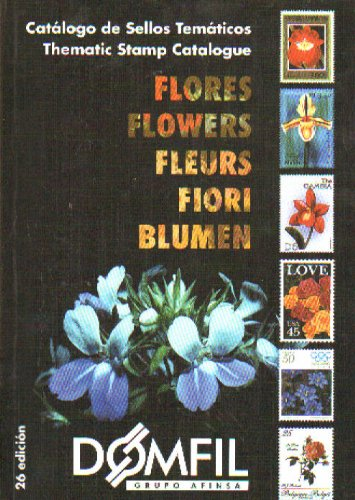 9788495615114: Domfil FLOWERS Thematic Catalogue
