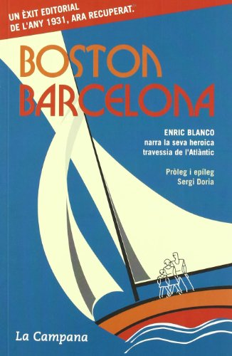 9788495616937: Boston-Barcelona