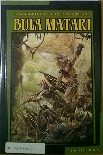 9788495619006: Bula Matari: La Pantera y el Escarabajo
