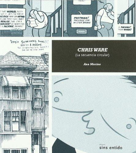 9788495634689: Chris Ware: La secuencia circular (Sin palabras)