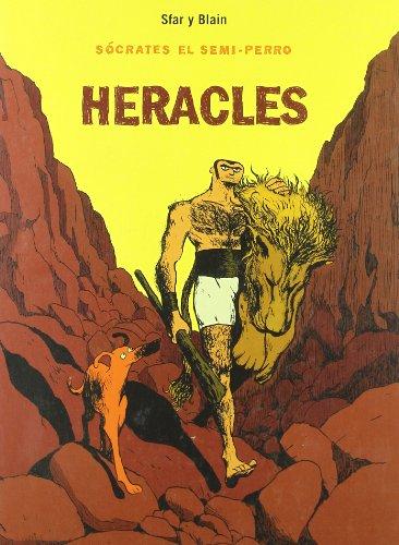 9788495634795: Heracles nº 1 : Socrates el Semi-perro