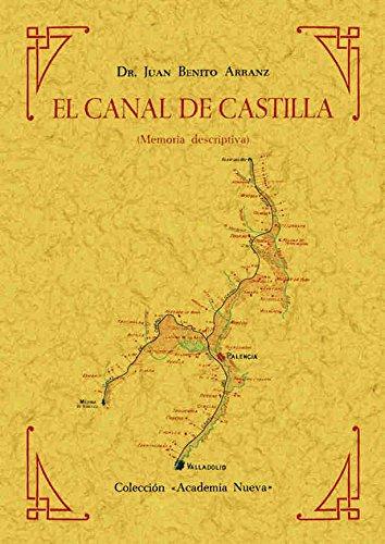 9788495636829: El Canal de Castilla