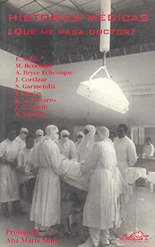 9788495642011: Historias medicas (Narrativa Breve) (Spanish Edition)