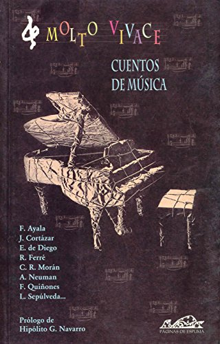 9788495642219: Molto vivace (Narrativa Breve/ Brief Narrative) (Spanish Edition)