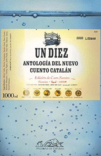 Un diez (Voces / Voices) (Spanish Edition): Care Santos, Albert Calls, Flavia Company, Xavier ...