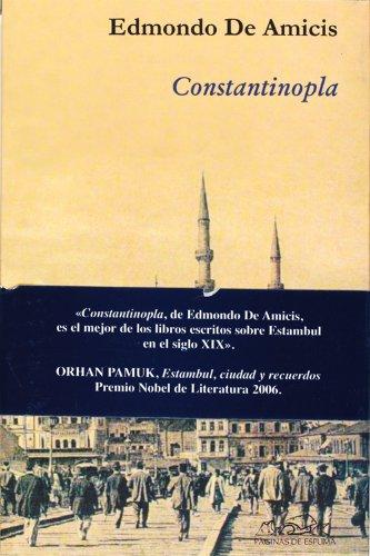 9788495642929: Constantinopla/ Constantinopla (Spanish Edition)